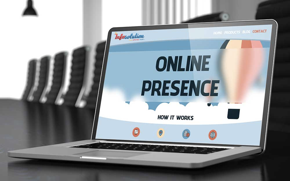 Starting Without An Online Presence